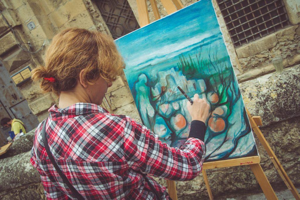 35° Concorso di pittura estemporanea